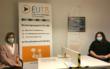 Anja Pleiner und Janine Grillmeier (v.l.) arbeiten in der EUTB Bayreuth als Teilhabeberaterinnen. Foto: Katharina Adler