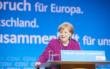 Bundeskanzlerin Angela Merkel erklärt die Verlängerung des Lockdowns in Deutschlands. Archivfoto: CDU/Laurence Chaperon