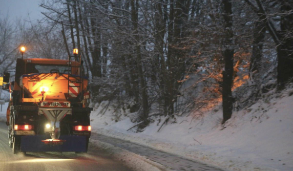 Wegen Schneefall kommt es in Bayreuth zu erheblichen Verspätungen und Ausfällen im Stadtbusverkehr. Symbolfoto: Pixabay