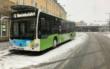 Für die Stadtwerke Bayreuth sind ab Montag (25.1.2021) wieder mehr Busse im Einsatz. Foto: Katharina Adler