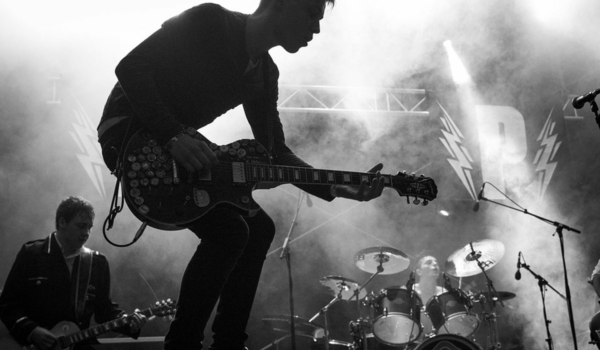 Das oberfränkische Band-Festival R.I.O.! findet auch 2021 statt. Symbolbild: pixabay