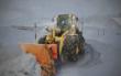 Unfall zwischen einem Schneeräum-Traktor und einem Kleintransporter im Landkreis Hof. Symbolbild: Pixabay
