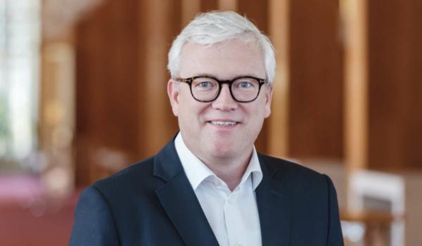 Ulrich Jagels ist neuer kaufmännischer Geschäftsführer des Bayreuther Festspiele. Foto: Bayreuther Festspiele