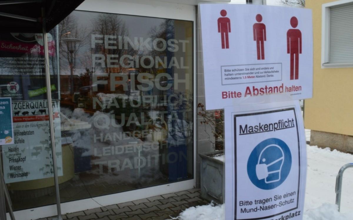 Die bt-Leser haben abgestimmt: Die Metzgerei Parzen ist die beste in Bayreuth. Foto: Raphael Weiß
