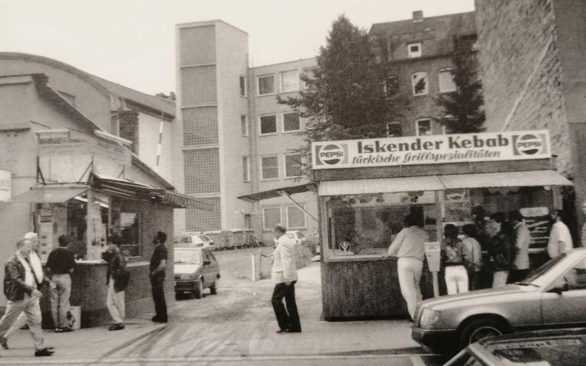 Iskender's Döner ist der beste Döner-Imbiss in Bayreuth. Foto: Iskender's Döner