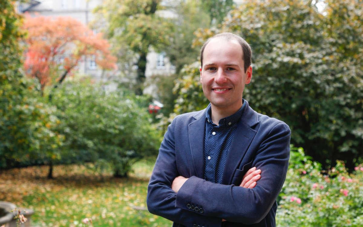 Der bayerische Landtagsabgeordnete Tim Pargent (Die Grünen). Foto: Hans-Jürgen Herrmann