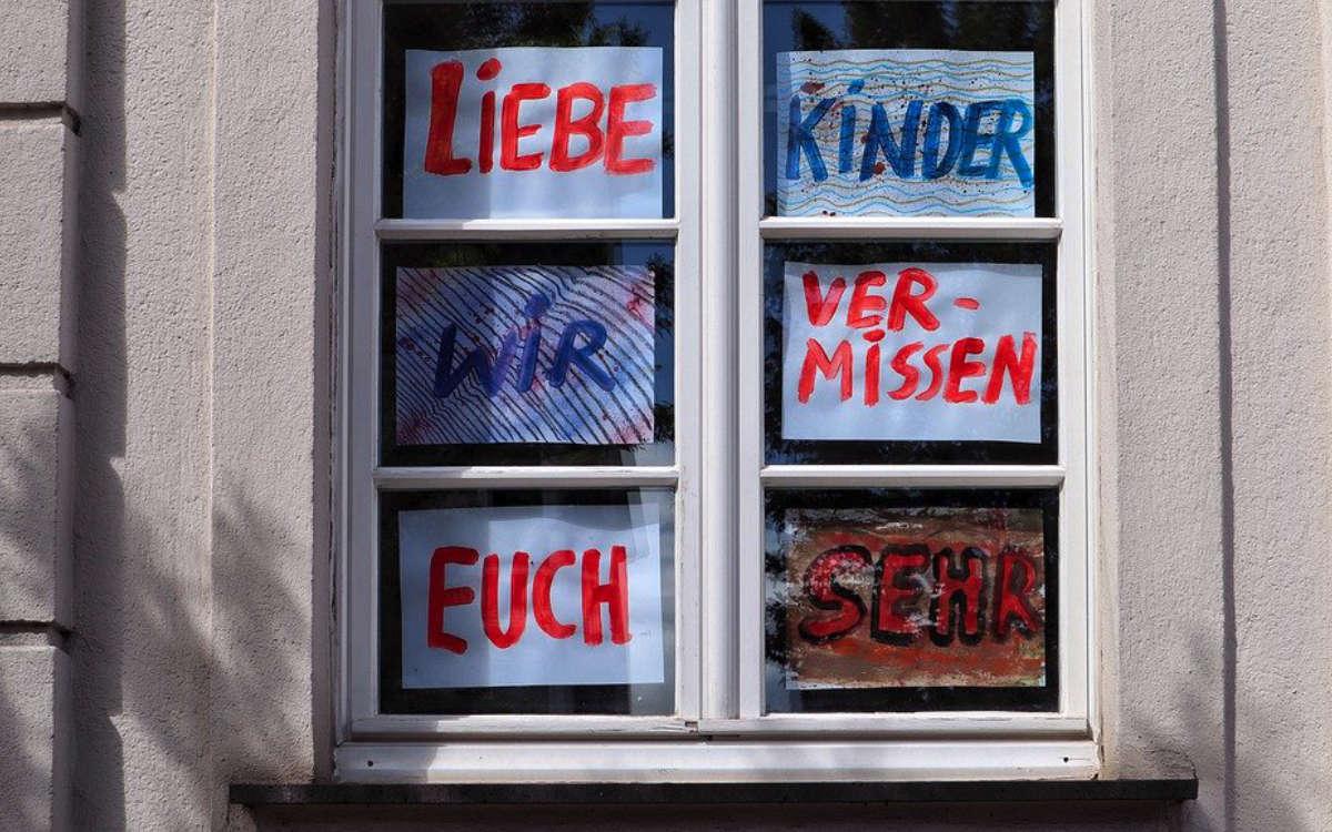 Corona in Kulmbach: Die Schulen bleiben zu. Symbolfoto: Pixabay