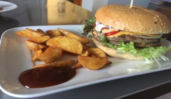 Die bt-Leser haben abgestimmt: Hier gibt es den besten Burger im Landkreis Bayreuth. Foto: privat