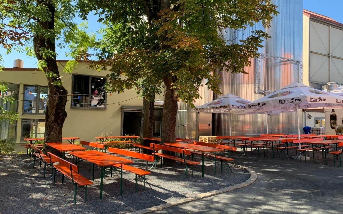 Corona und die Auswirkungen auf die heimische Brauwirtschaft: So geht es dem Krug-Bräu im Landkreis Bayreuth. Foto: ST Design GmbH