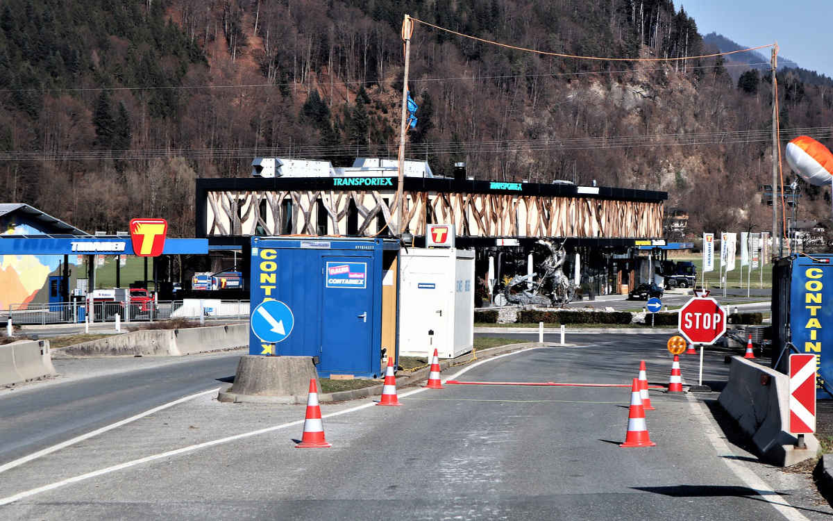 Grenzen nach Tschechien geschlossen: IHK Oberfranken macht auf dramatische Auswirkungen aufmerksam. Symbolfoto: Pixabay