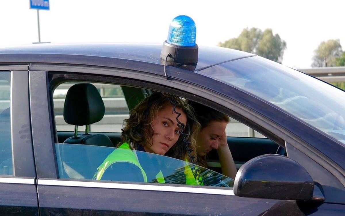 Verfolgungsjagd mit der Polizei in Oberfranken: Es ging um Drogen. Symbolfoto: Pixabay