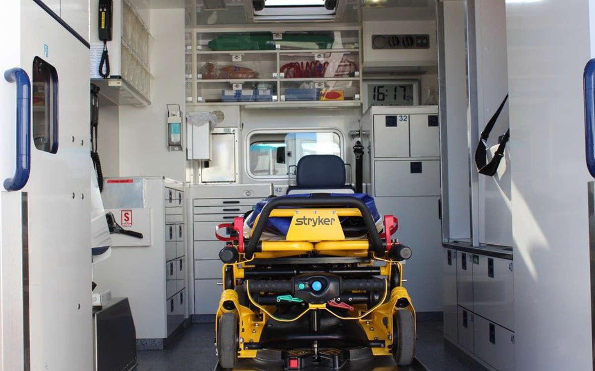 In Nürnberg ist ein Fußgänger von einem Lkw überfahren worden. Er musste mit schweren Verletzungen ins Krankenhaus. Symbolfoto: Pixabay