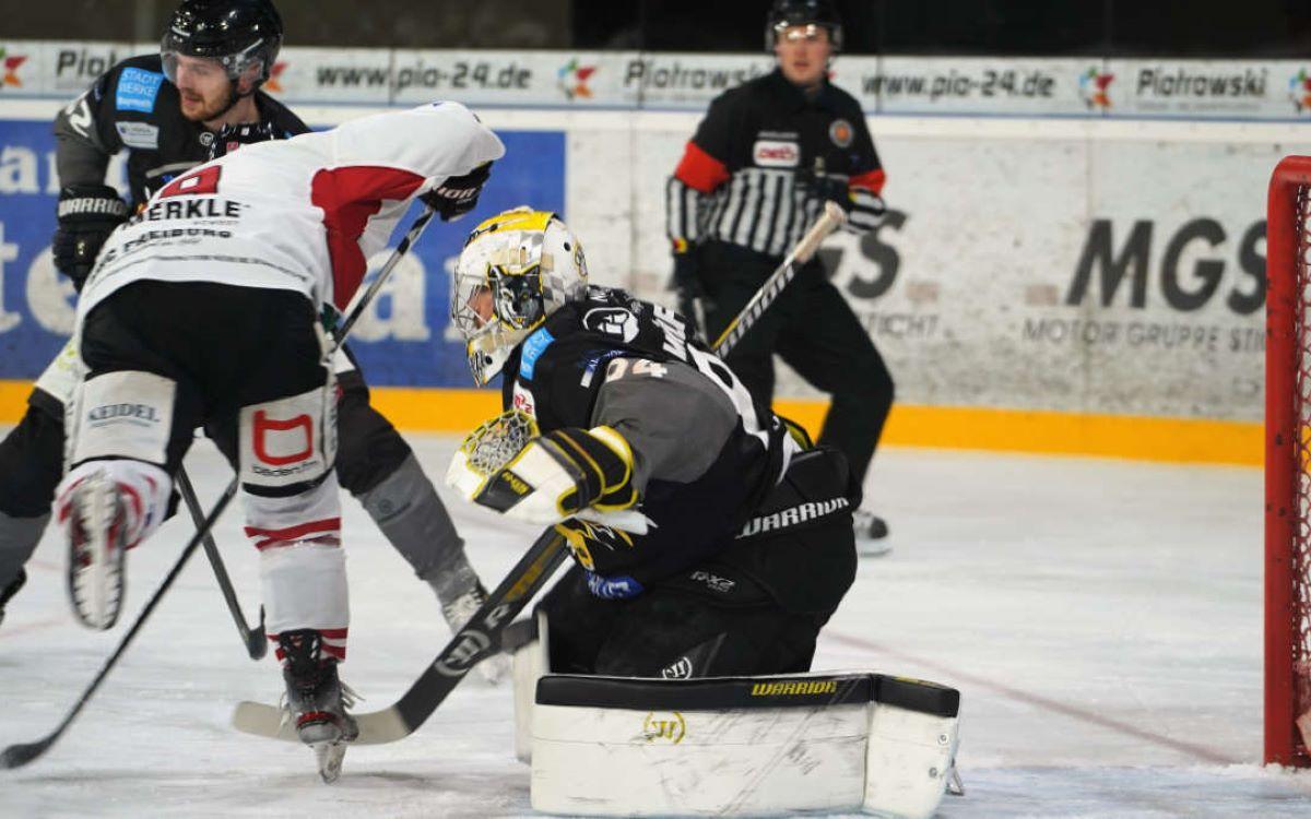 Die Bayreuth Tigers haben deutlich gegen die Dresdner Eislöwen verloren. Archivfoto: Karo Vögel