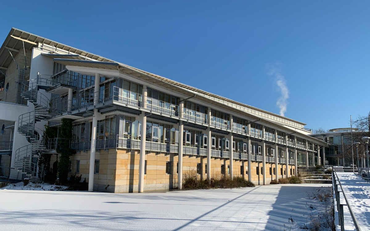 Das Landratsamt Bayreuth. Foto: Katharina Adler