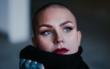 Valeria Leben ist Tätowiererin in Bayreuth. Die Corona-Pandemie macht ihr schwer zu schaffen. Foto: Maureen Heimann