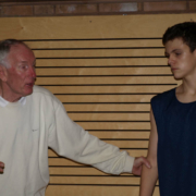 """Nach seinem """"Ruhestand"""" als war der amerikanische Basketball-Coach Tom Schneeman in Bayreuth noch in der Nachwuchsarbeit tätig. Foto: Stephan Müller"""