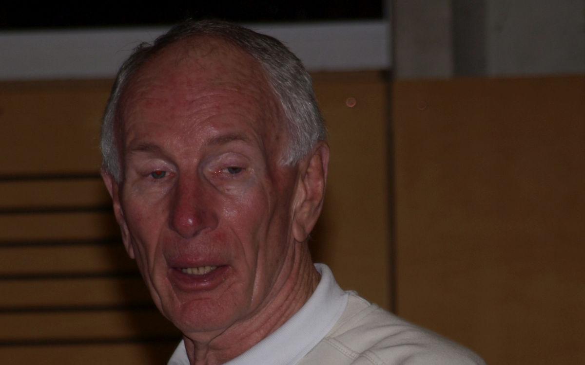 Der legendäre Bayreuther Basketballtrainer Tom Schneeman ist gestorben. Foto: Stephan Müller