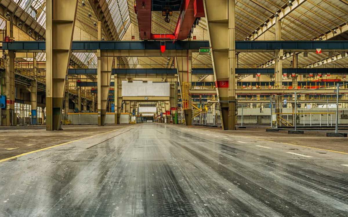 Nach der Schließung der Grenze zu Tschechien: Drohen Produktionsausfälle und Unterbrechungen der Lieferketten? Symbolfoto: Pixabay