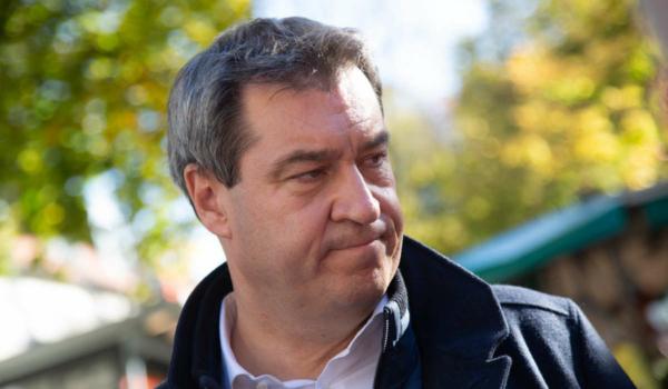 Markus Söder (CSU) hat die Kabinettssitzung in Bayern geleitet. Es ging erneut um die Corona-Pandemie. Symbolfoto: Pixabay