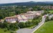 Corona an Reha-Zentrum in Bayreuth: So ist die aktuelle Lage. Foto: FrankenAir Luftbild Ingo Bäuerlein/MEDICLIN