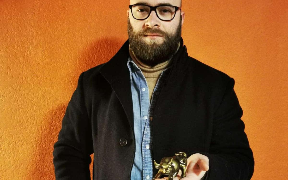 Sebastian Leben ist Finanzjournalist in Bayreuth. Jetzt hat er einen Podcast gemacht, der jungen Leuten die Welt der Börse näher bringen soll. Foto: privat