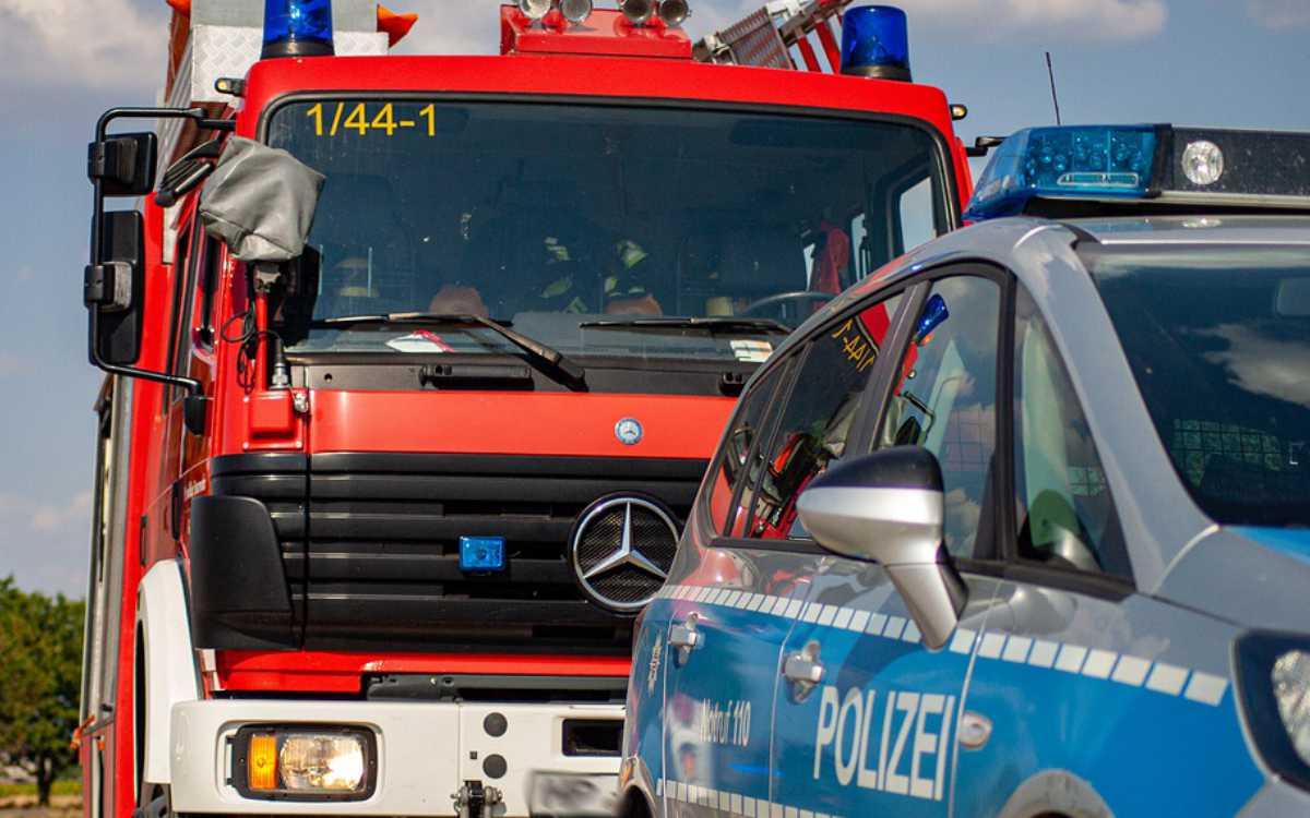Feuer auf der A9 bei Bayreuth: Ein Lkw stand in Flammen. Symbolfoto: Pixabay