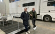 Die Firma eila consulting GmbH und Co. KG aus Bayreuth ist Europas größter Mietpark für mobile Eventlocations und Motorhomes. Foto: Redaktion