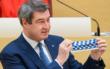 Bayern hat in einer Kabinettssitzung über das weitere Vorgehen in der Corona-Pandemie-Pandemie beraten. Symbolfoto: Bayerische Staatskanzlei