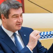 Bayerns Ministerpräsident Markus Söder will Corona-Regeln ändern. Symbolfoto: Bayerische Staatskanzlei