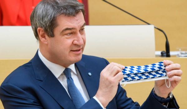 Bayerns Ministerpräsident Markus Söder leitet heute einen Impfgipfel: Wie geht es mit der Corona-Impfung in Bayern weiter? Symbolfoto: Bayerische Staatskanzlei