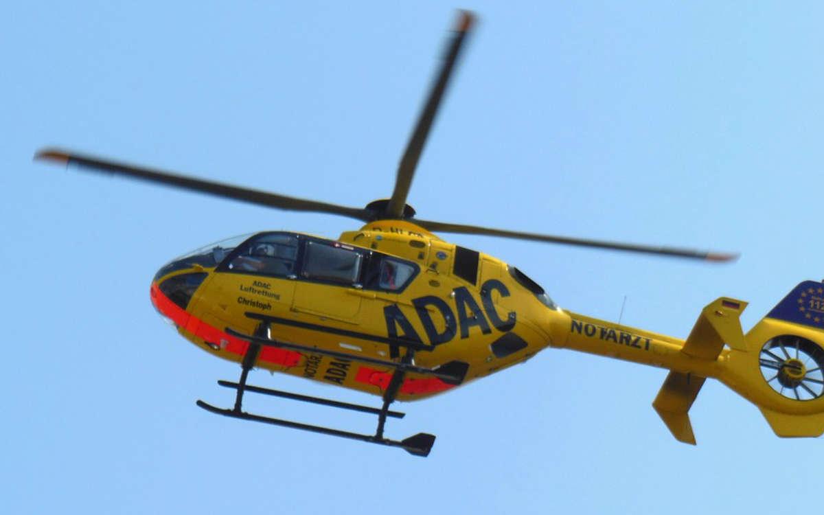 Bei einem Unfall mit dem Mountainbike musste ein 5-Jähriger mit einem Hubschrauber in eine Klinik geflogen werden. Sein Bruder stürzte ebenfalls. Symbolfoto: Pixabay