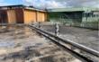 Der Wiederaufbau der abgebrannten Behindertenwerkstatt hat nun höchste Priorität. Foto: Redaktion