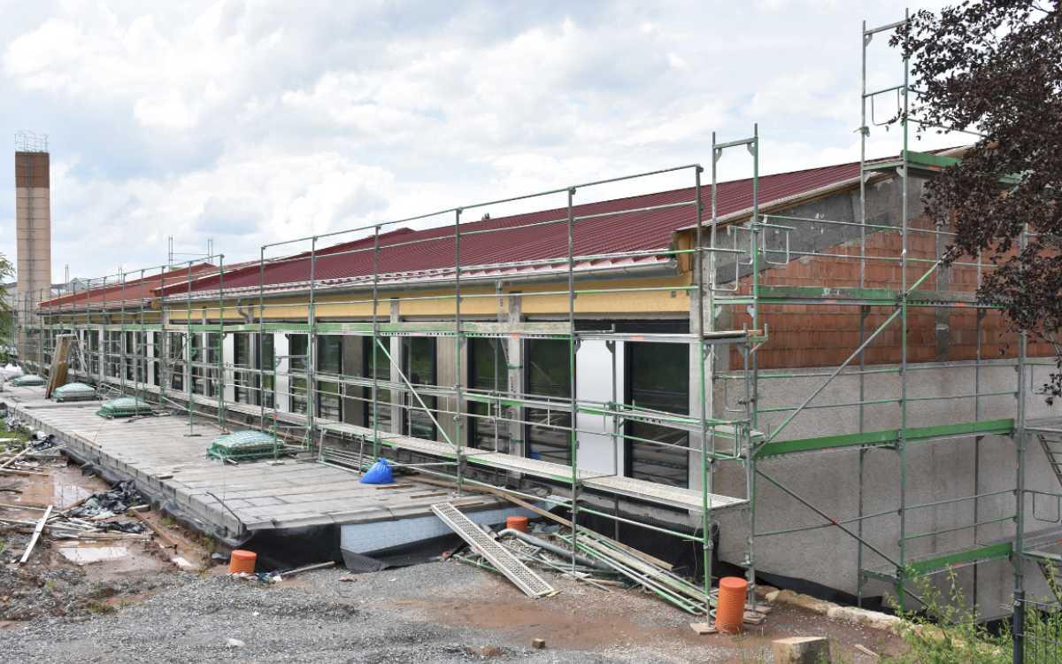 Die Sanierung der Albert-Schweitzer-Schule in Bayreuth wird teurer als geplant. Archivfoto: Stadt Bayreuth