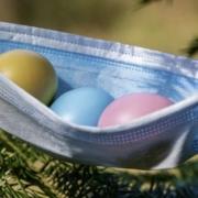 Zu Ostern wird der Lockdown verschärft: Müssen Arbeitnehmer an Gründonnerstag und Karsamstag arbeiten? Symbolfoto: Pixabay