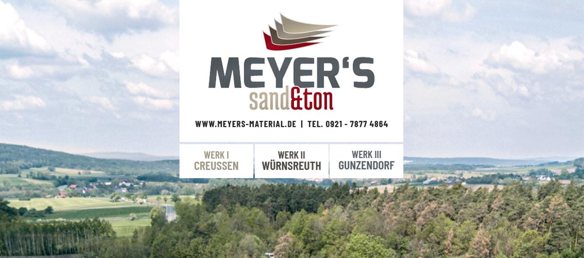 Meyers Sand & Beton