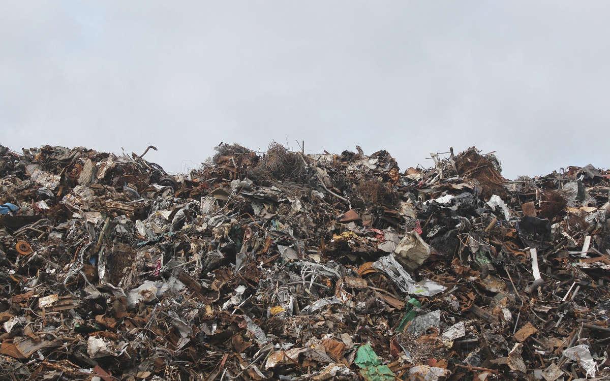 Der in der Corona-Pandemie anfallende Müll in der Region Bayreuth ist seit März 2020 deutlich mehr geworden. Das ist der Grund. Symbolfoto: pixabay