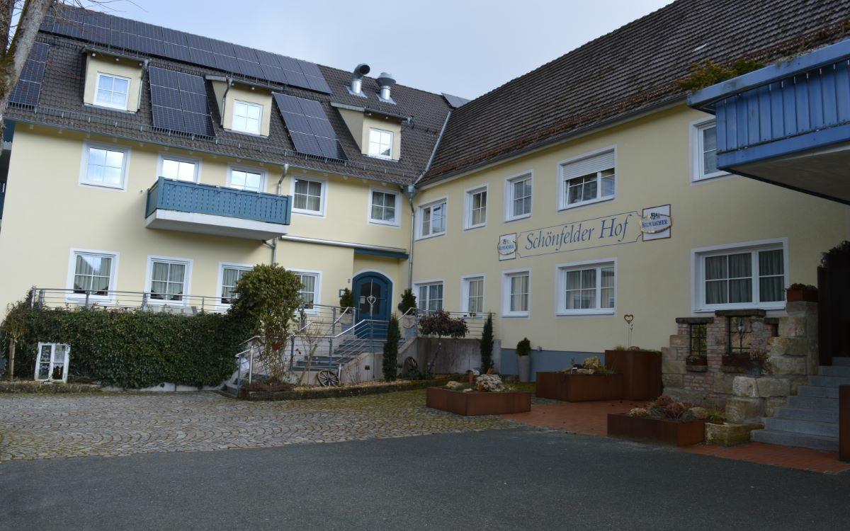 Die bt-Leser haben abgestimmt: Im Schönfelder Hof in Hollfeld gibt es den besten Schweinebraten im Landkreis Bayreuth. Foto: Raphael Weiß