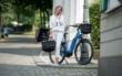 Einkaufen mit dem Fahrrad ist eine umweltfreundliche Alternative. Foto: Klickfix/akz-o