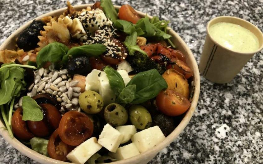 Die bt-Leser haben abgestimmt: Im Vedans gibt es die besten Salate der Stadt Bayreuth. Archivfoto: Redaktion