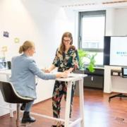 Die Stadt Bayreuth hat einen neuen Anlaufpunkt für Gründerinnen und Gründer geschaffen. Der StartUp Point bietet sowohl eigene Büroflächen als auch einen Coworking Space zu erschwinglichen Kosten sowie jede Menge Unterstützung, um kreativen Ideen zum Wachsen zu verhelfen. Foto: Stadt Bayreuth