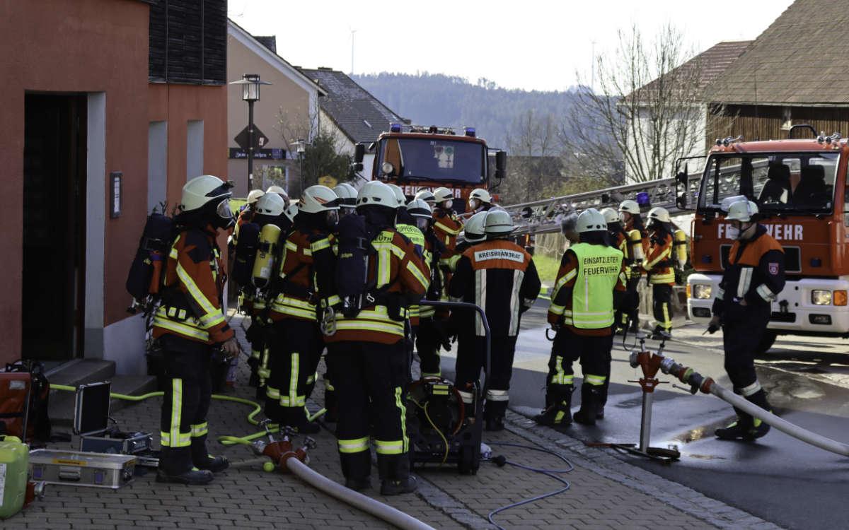 Im Landkreis Bayreuth hat es eine Verpuffung gegeben. Foto: News5/Kettel