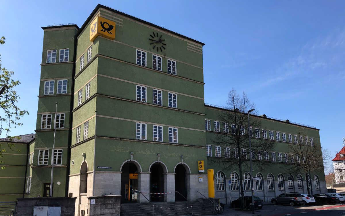 Der Standort des Postareals ist städtebaulich sehr begehrt. Bild: Jürgen Lenkeit