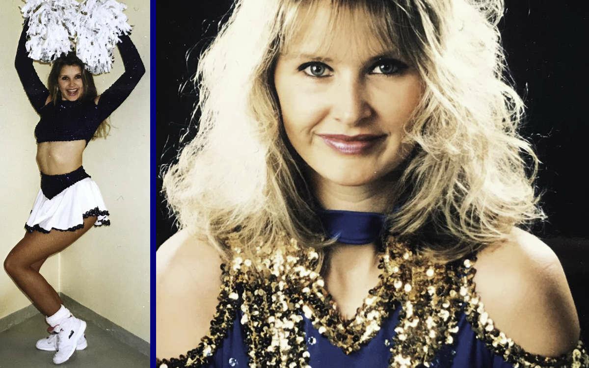 In den 90er-Jahren tanzte Sandra Stockinger für Steiner Bayreuth. Fotos: Privat