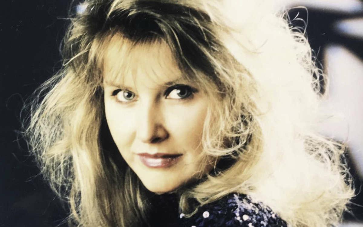 Cheerleaderin Sandra Stockinger in den 90er-Jahren. Foto: Privat