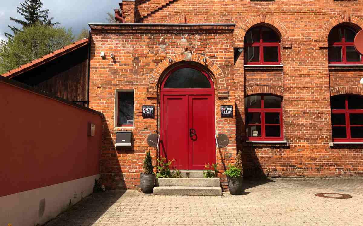 Der Brandenburger Kulturstadl in Bayreuth-St.Georgen. Bild: Jürgen Lenkeit