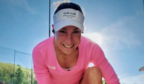 Digitaler Maisel's FunRun 2021: Triathletin Anne Haug aus Bayreuth ist mitgelaufen. Bild: Frank Übelhack