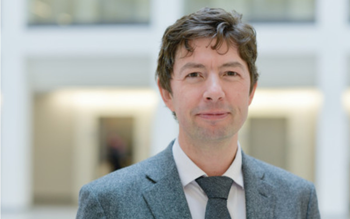 Virologe Christian Drosten hält einen Lockdown im Herbst für notwendig. Symbolfoto: Peitz / Charité