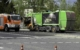 Tödlicher Unfall in Hof: Ein Müllwagen hat einen Fußgänger überfahren. Foto: News5/Fricke