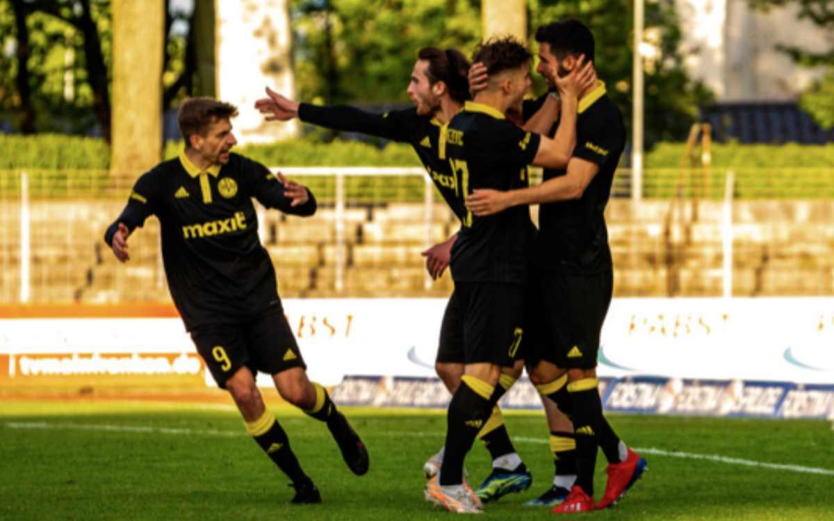 Nach 15 Jahren ist es wieder soweit: Die SpVgg tritt in der kommenden Saison im DFB-Pokal an. Bild: SpVgg Bayreuth