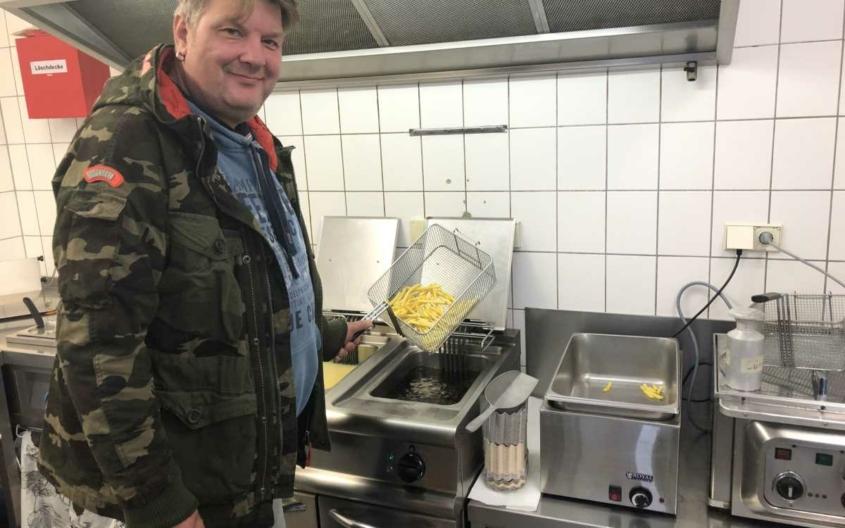 Die bt-Leser haben abgestimmt: Im Kreuzer gibt es die besten Pommes in Bayreuth. Foto: Raphael Weiß